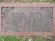 Deon Duty