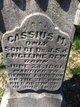 Cassius M. Dew
