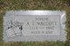 Profile photo:  A E Walcott