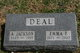 Profile photo:  A. Jackson Deal