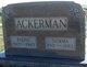 Norma <I>Patrick</I> Ackerman