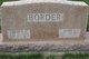Profile photo:  Mary A. <I>Troutt</I> Border