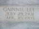 Gainnie Lee Thompson