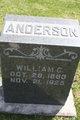 Profile photo:  William C. Anderson
