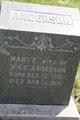 Profile photo:  Mary Ellen <I>Quinn</I> Anderson