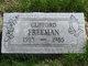 "Profile photo:  Clifford ""Slim"" Freeman"