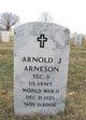 Profile photo:  Arnold J. Arneson