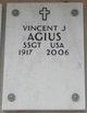 Profile photo: Sgt Vincent J Agius