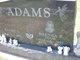 Brenda R. <I>Cook</I> Adams