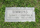 Genevieve <I>Mccort</I> Simmons