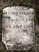 Jethro German