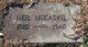 "Profile photo:  Cornelius ""Neil"" McCaskill"