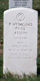 Profile photo:  Raymond Paul Aubin