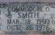 Profile photo:  Commodore O. Smith