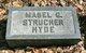Profile photo:  Mabel G <I>Strucher</I> Hyde