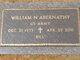 """William N """"Bill"""" Abernathy"""