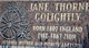 Jane <I>Thorne</I> Golightly