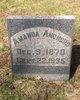 Profile photo:  Amanda Malinda <I>Beisel</I> Anchors