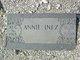 Annie Inez <I>McDaniel</I> Briscoe