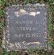 Nancy Louise Stevens
