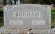 Martha L. <I>Anderson</I> Bonham