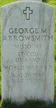 Profile photo:  George M Arrowsmith