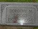 Dorothy Blanche <I>Milligan</I> Driggs