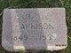 Lucy Ellen <I>Smith</I> Harrison