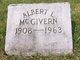 Profile photo:  Albert L. McGivern