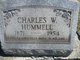 Profile photo:  Charles W Hummell
