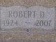 Profile photo:  Robert D Bishop