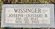 Profile photo:  Joseph B. Wissinger