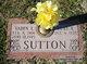 Profile photo:  Ruby Elaine <I>Wharton</I> Sutton