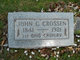 John Chestnut Crossen