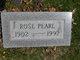 Rose Pearl Burgess