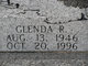 Glenda R Anderson