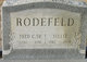 "Matilda ""Tillie"" <I>Mittelsted</I> Rodefeld"
