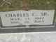 Profile photo:  Charles Clinton Bates, Sr