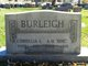 "Profile photo:  A H ""Doc"" Burleigh"