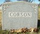 Profile photo:  Corson