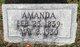 Amanda <I>Park</I> Barnhill