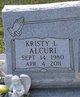 Profile photo:  Kristy Alcuri