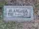 H. Archer