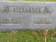 Profile photo:  Edna Belle <I>Orr</I> Alexander