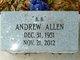 """Andrew """"B.B."""" Allen"""