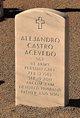 Profile photo:  Alejandro Castro Acevedo