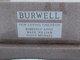 """William E """"Bill"""" Burwell"""