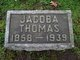 Jacoba <I>Deblaun</I> Thomas