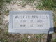 Maria W <I>Willis</I> Ailes