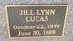 Jill Lynn Lucas